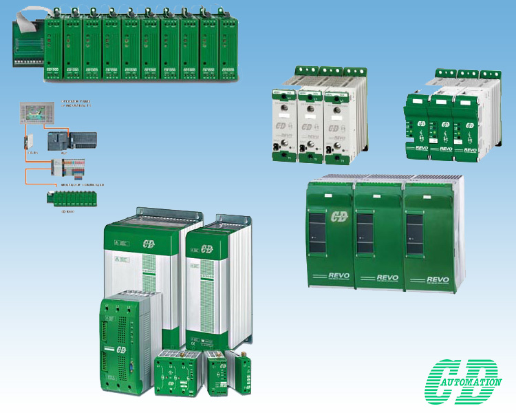 TMC Instruments; CD Automation thyristor en SSR