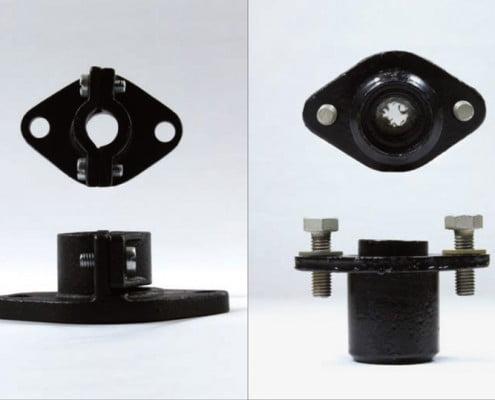 TMC Instruments; Herth montageflens thermokoppels