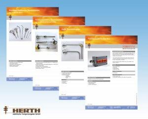 TMC Instruments; Herth thermokoppels en weerstandsthermometers