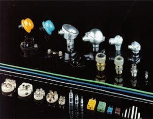 TMC Instruments; Herth thermokoppel onderdelen