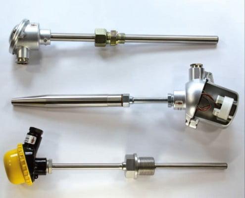 TMC Instruments; Herth weerstandsthermometers