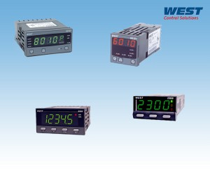 TMC Instruments; WEST Digitale Paneelmeters