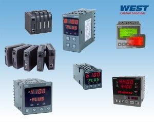 TMC Instruments; WEST PID-regelaars