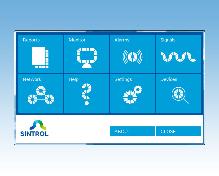 TMC Instruments; Sintrol stof logging software