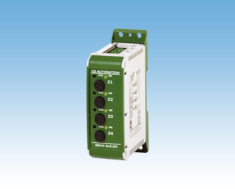 TMC Instruments; CD Automation SSR REVO Sx multi channel