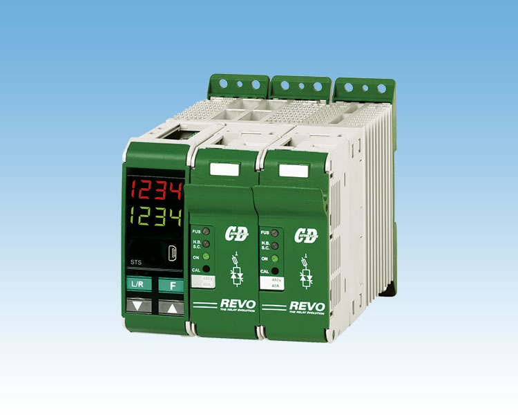TMC Instruments; CD Automation SSR REVO Tc 2PH
