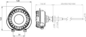 Sintrol dust monitor s303 s304 new afmetingen