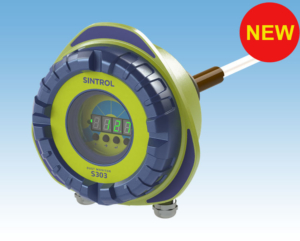 Sintrol emission monitor s304 new